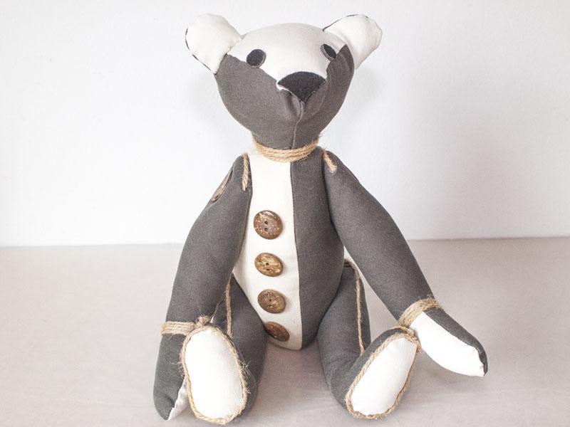 Matthew teddy bear by yoqopody