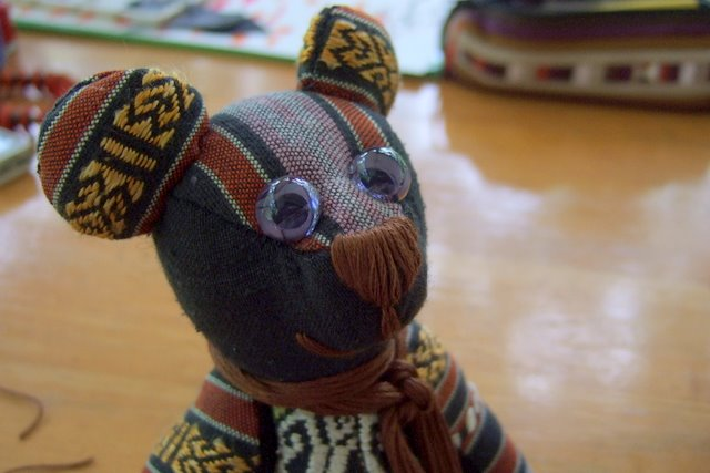 how to sew teddy bears, hand made dolls, make a teddy bear