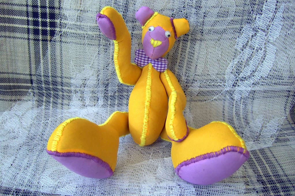 how to sew a teddy bear, free online sewing patterns