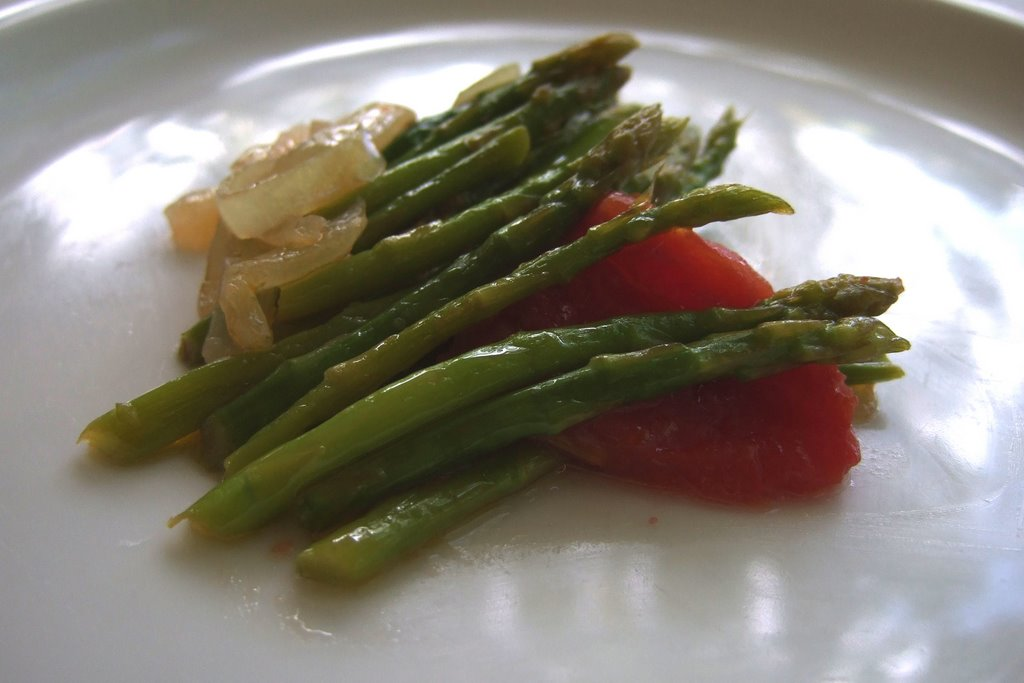 fresh and healthy food, asparagus